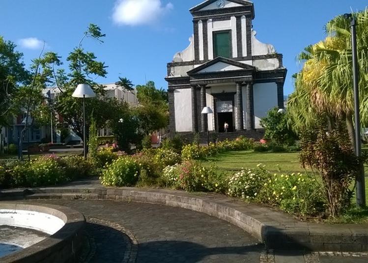 Visite De Lieux De Cultes à Saint Benoit