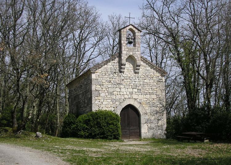 Visite De Six églises Du Quercy Blanc à Saint Laurent Lolmie