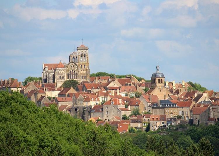 Visite De Vézelay Avec Un Audio-guide à Vezelay