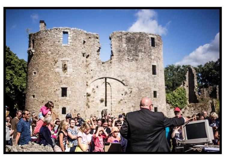 Visite décalée : Château à vendre ! à Herbignac