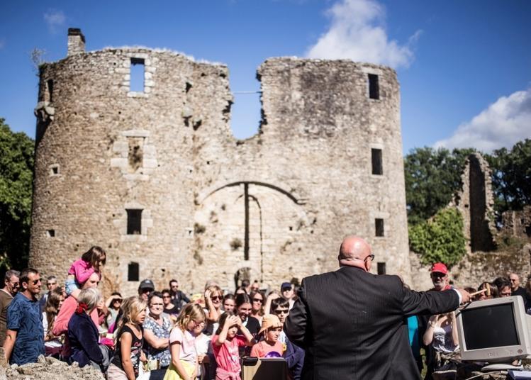 Visite décalée - Château à vendre ! à Herbignac