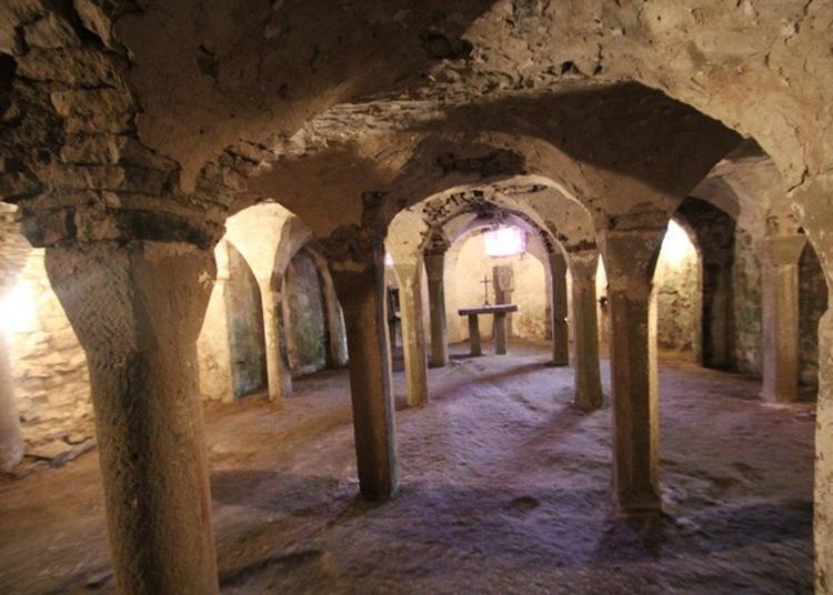 Visite-découverte De L'ancienne Abbaye Bénédictine Saint-maur De Bleurville