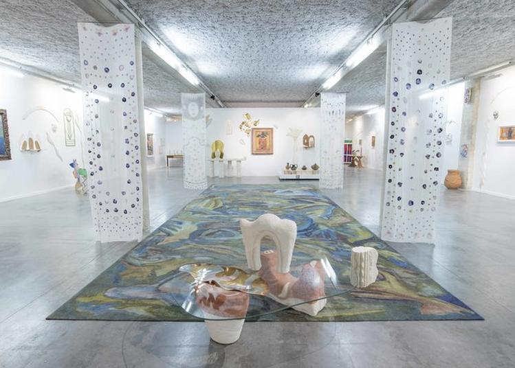 Visite Découverte De L'exposition Les Chemins Du Sud à Serignan