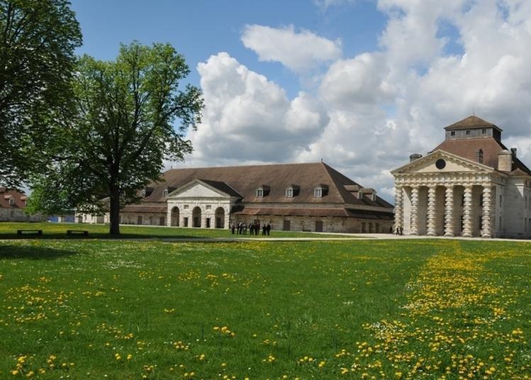 Visite Découverte De La Saline Royale à Arc et Senans