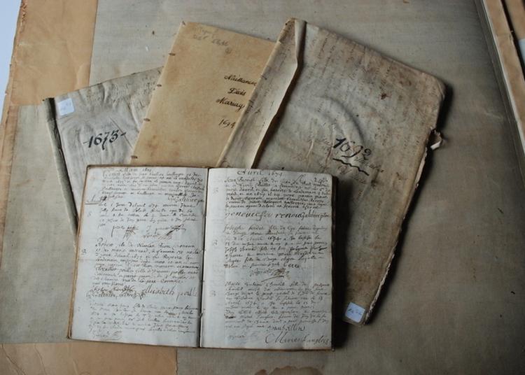 Visite Découverte Des Archives Municipales De Villejuif