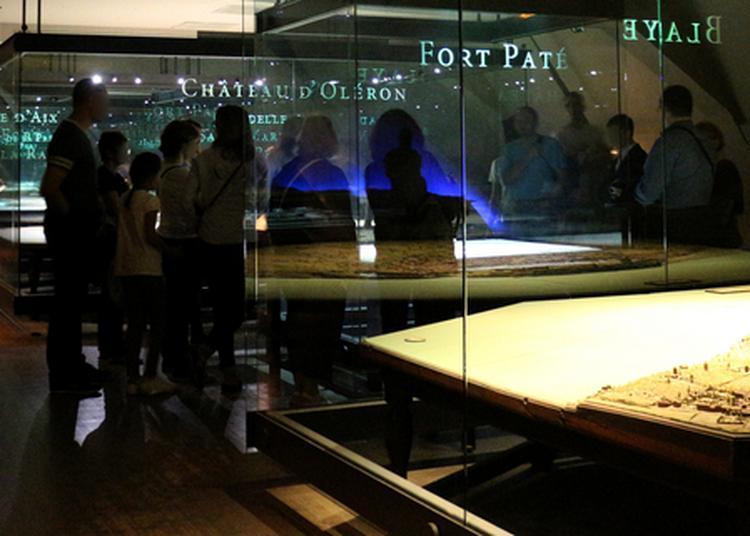 Nuit des musées - Visite découverte du musée des Plans-Reliefs à Paris 7ème