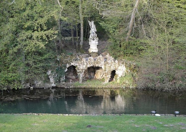 Visite Découverte Du Parc De La Grange Aux Champs à Nettancourt