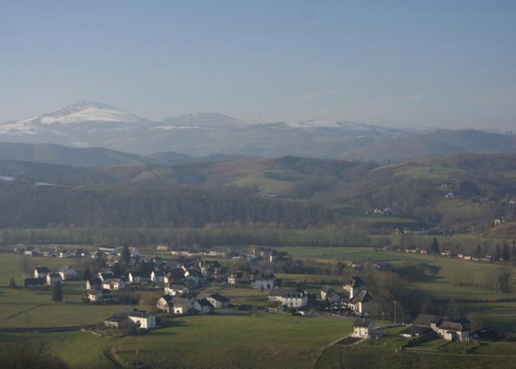 Visite-découverte Du Patrimoine Architectural Et Paysager Des Pyrénées Béarnaises à Lanne en Baretous