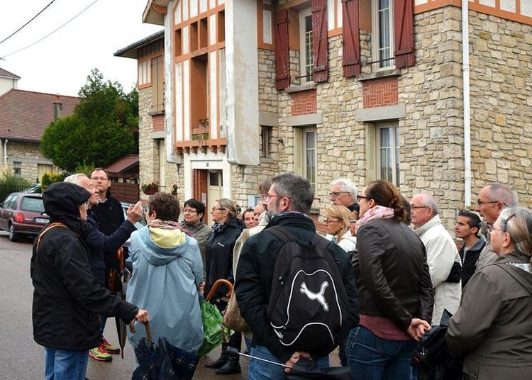 Visite Découverte Du Patrimoine Savinien à Sainte Savine