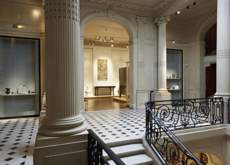 Visite Des Appartements De L'hôtel D'heidelbach à Paris