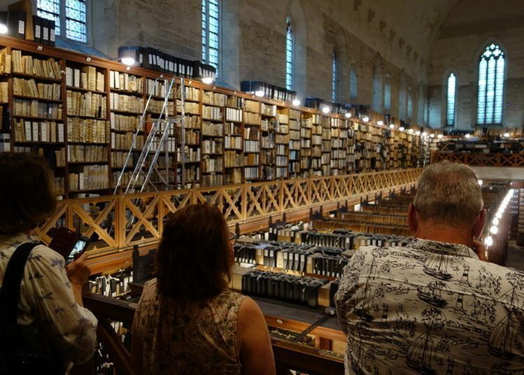 Visite Des Archives Départementales De Vaucluse à Avignon