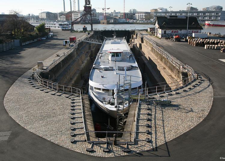 Visite Des Ateliers Portuaires Et Du Pôle Naval à Bordeaux