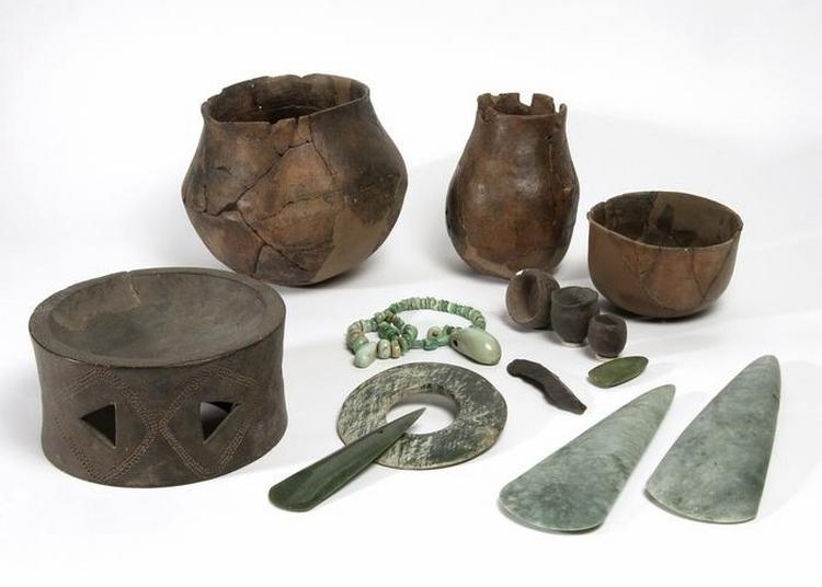 Visite Des Collections Archéologiques à Carnac