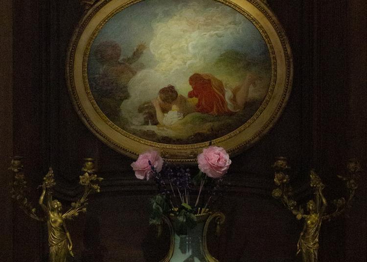 Visite Des Collections Et De L'exposition Les Créations Messagères : L'inspiration Florale,  Du Xviiie Siècle  à L'art Contemporain à Paris 3ème