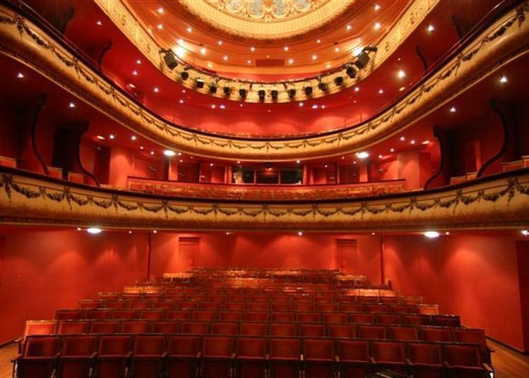 Visite Des Coulisses D'un Théâtre à L'italienne Du Xviiième Siècle à Aix en Provence