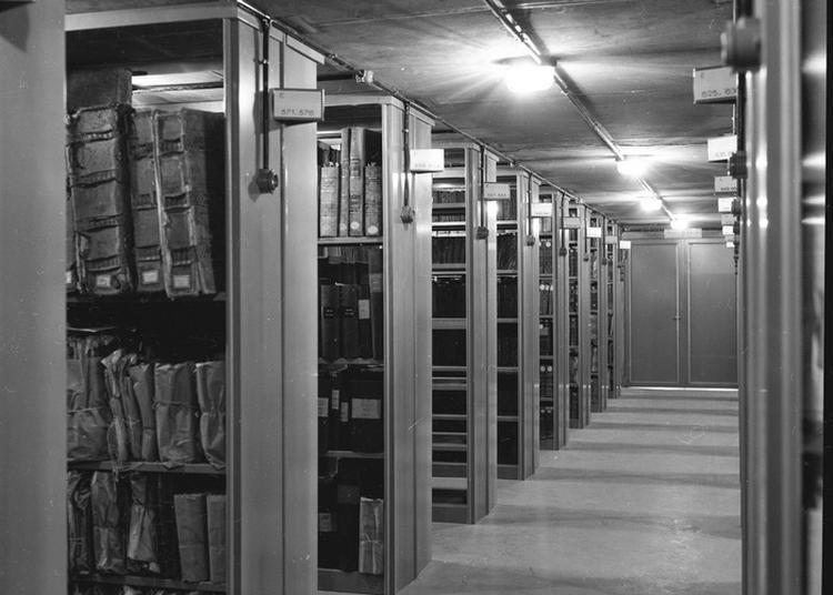 Visite Des Coulisses Des Archives à Gap
