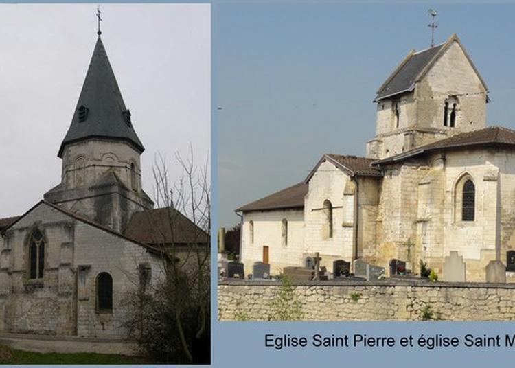 Visite Des églises Saint-pierre Et Saint-martin à La Chaussee sur Marne
