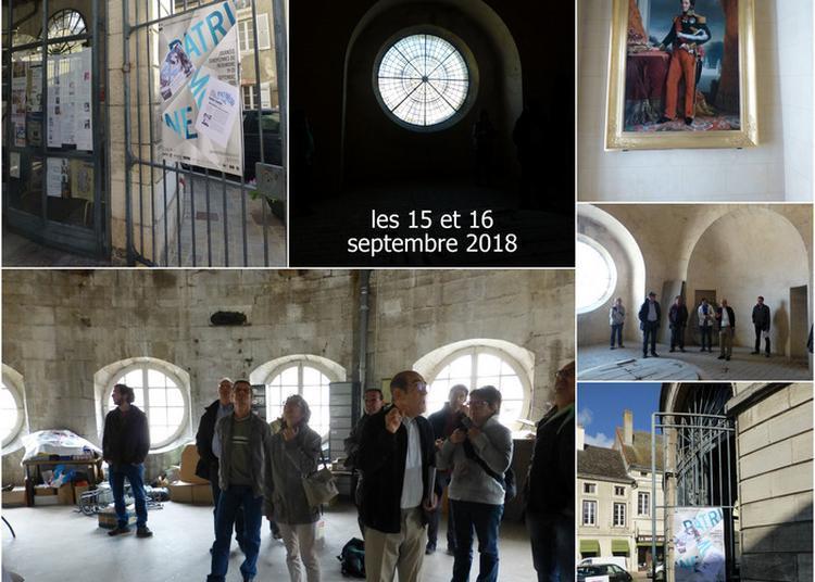 Visite Des Hauts De Givry