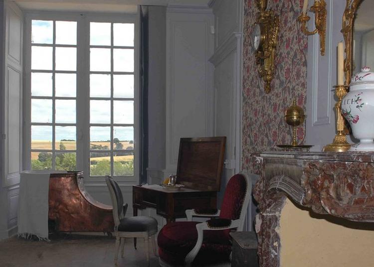 Visite Des Intérieurs De L'ancien Palais Abbatial à Moutiers saint Jean