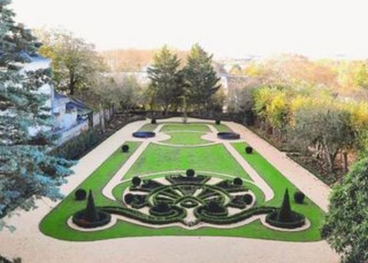 Visite Des Jardins De La Villa Medicis à Angers