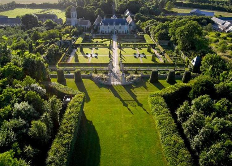 Visite Des Jardins Du Château De Brécy à Saint Gabriel Brecy