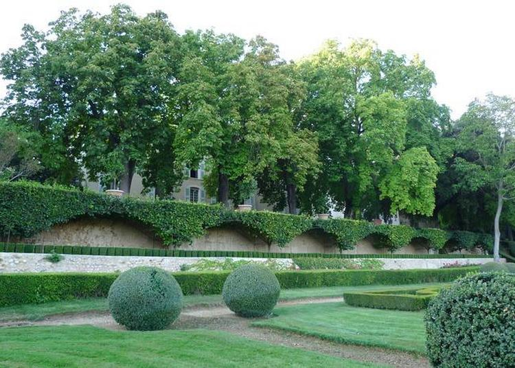 Visite Des Jardins Remarquables Du Clos De Villeneuve à Valensole
