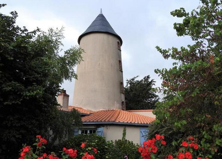 Visite Des Moulins Du Pé à Le Loroux Bottereau