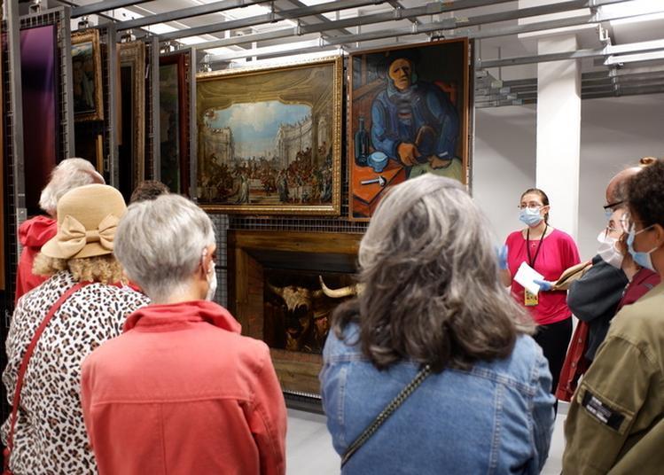 Visite Des Réserves Du Musée Des Beaux-arts De Brest