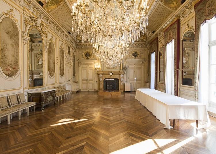 Visite Des Salons De La Préfecture à Grenoble