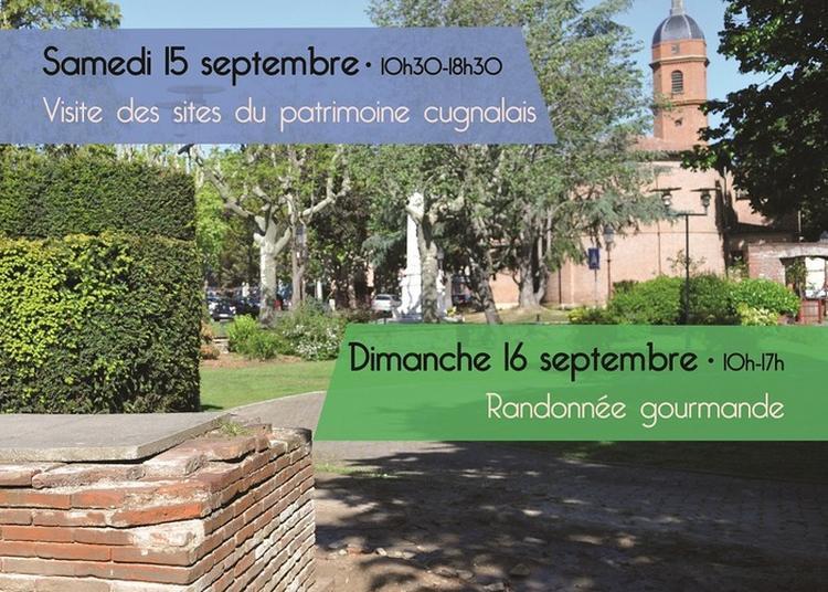 Visite Des Sites Du Patrimoine Cugnalais à Cugnaux