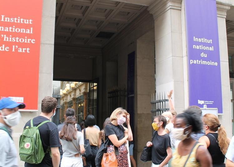 Visite Des Sites Patrimoniaux à Paris 2ème
