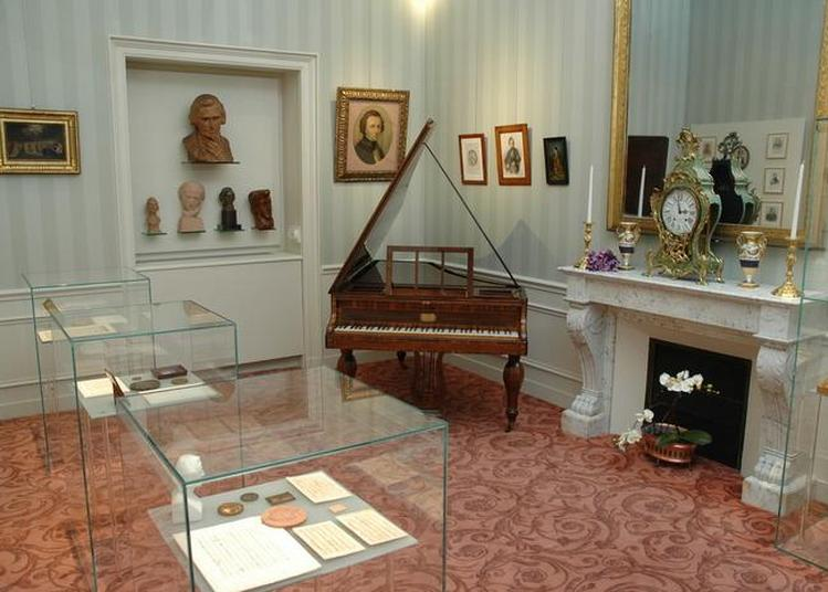 Visite Des Trois Musées De La Bibliothèque Polonaise De Paris à Paris 4ème