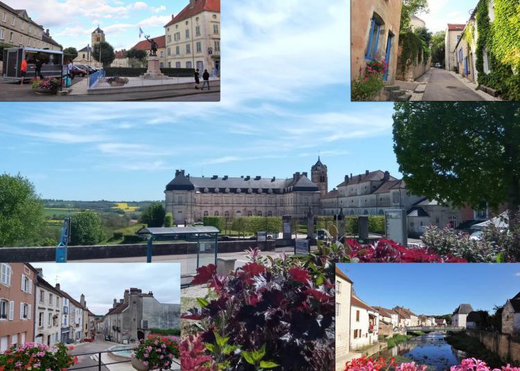 Visite Du Bourg De Champlitte, Cité De Caractère