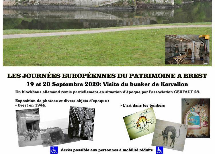 Visite Du Bunker De Kervallon à Brest