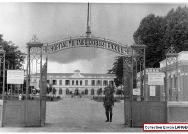 Visite Du Bunker-hôpital De Robert Picqué à Villenave d'Ornon