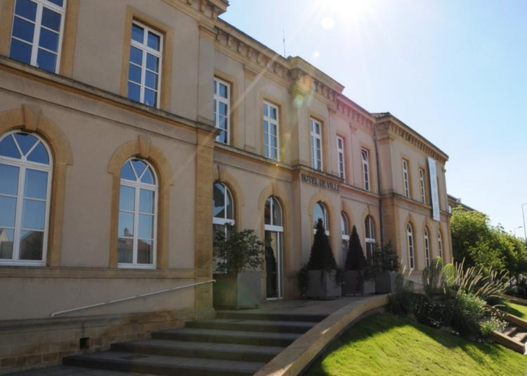 Visite Du Bureau Du Maire à Montigny les Metz