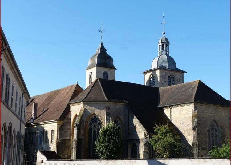 Visite Du Centre Ancien De Faverney