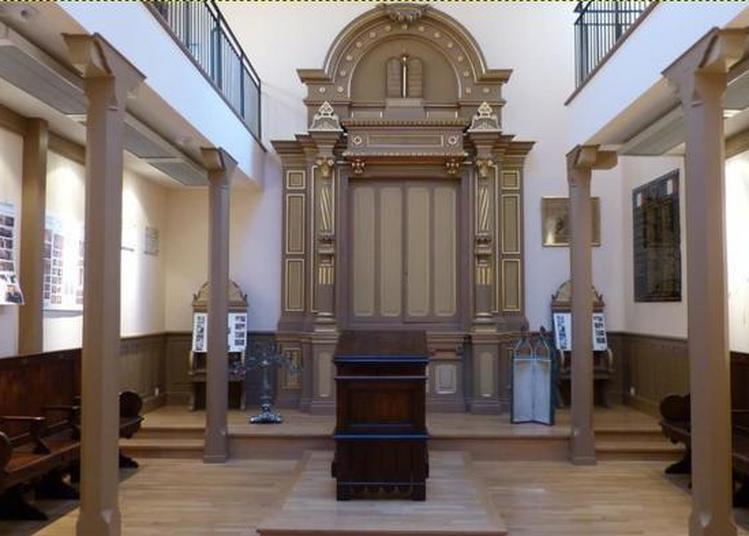Visite Du Centre Culturel Beit Yacov, Ancienne Synagogue à Clermont Ferrand