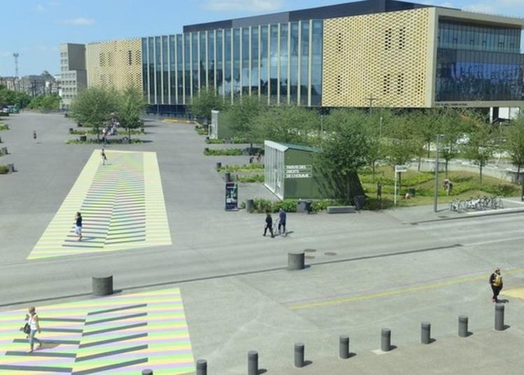 Visite Du Centre Des Congrès Robert Schuman à Metz