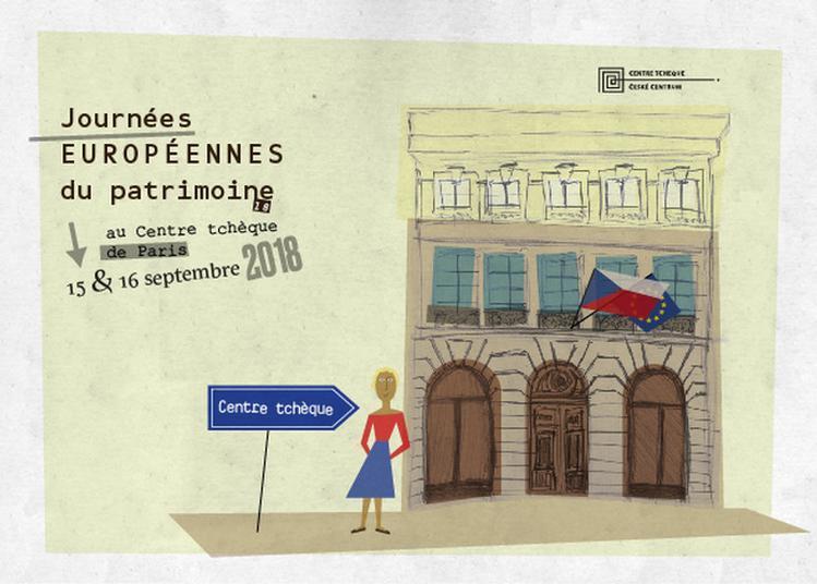 Visite Du Centre Tchèque De Paris Et De L'exposition Illustration Franco-tchèque : Sempé - ?asek. à Paris 6ème