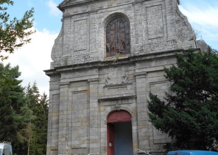 Visite Du Chantier De La Rénovation De La Chapelle Du Saint-esprit à Quimper