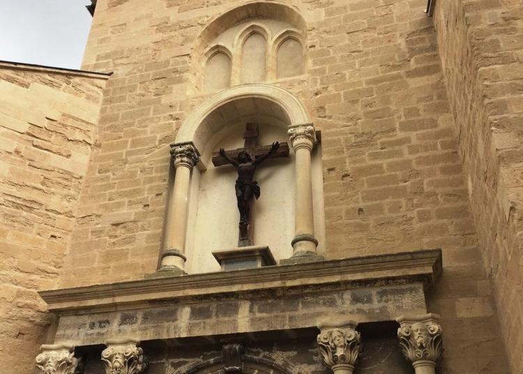 Visite Du Chantier De Restauration De L'eglise St Nicolas De Pertuis