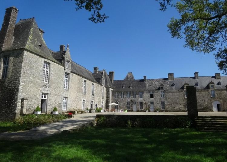 Visite Du Château à Plumelec