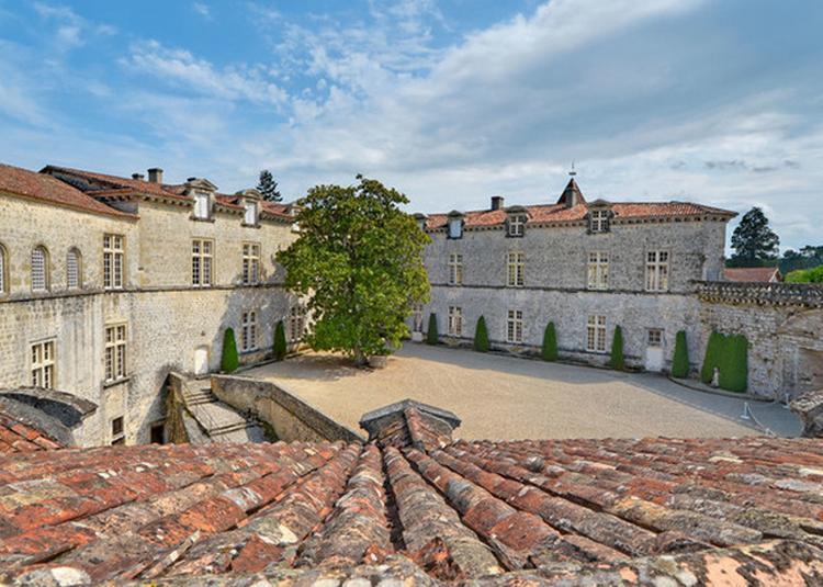 Visite Du Château Adaptée Aux Jeunes à Prechac