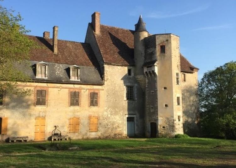 Visite Du Château D'arthé à Merry la Vallee