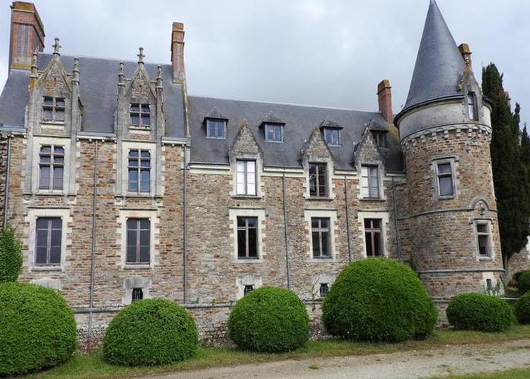 Visite Du Château De Briacé à Le Landreau