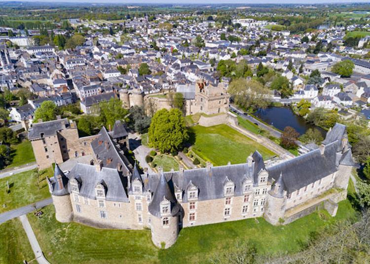 Visite Du Château De Châteaubriant à Chateaubriant