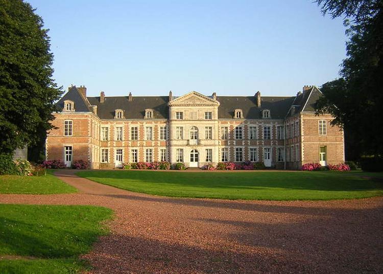 Visite Du Château De Grand-rullecourt à Grand Rullecourt