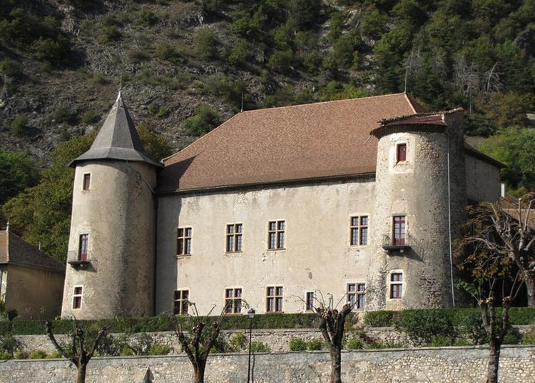 Visite Du Château De Montmaur - Domaine Départemental Des Hautes-alpes