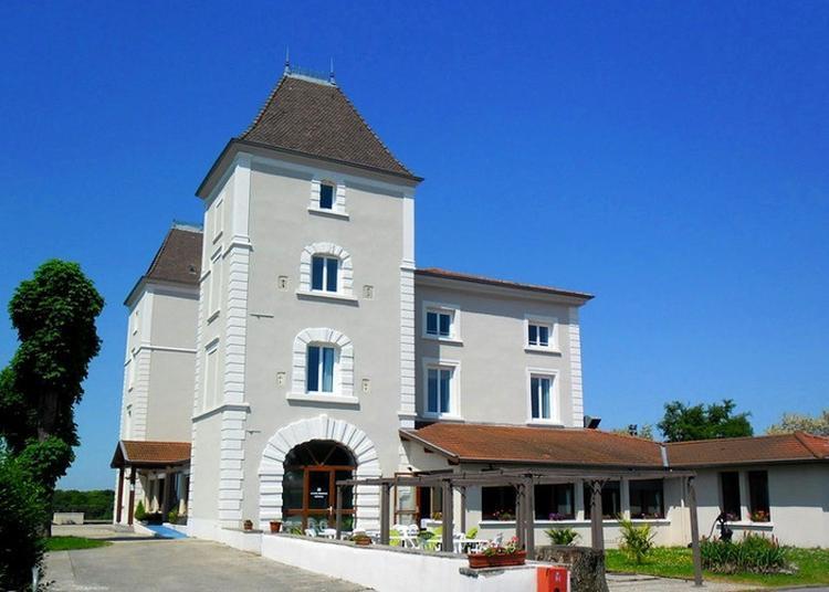 Visite Du Château De Sainte-croix Et Son Domaine à Sainte Croix